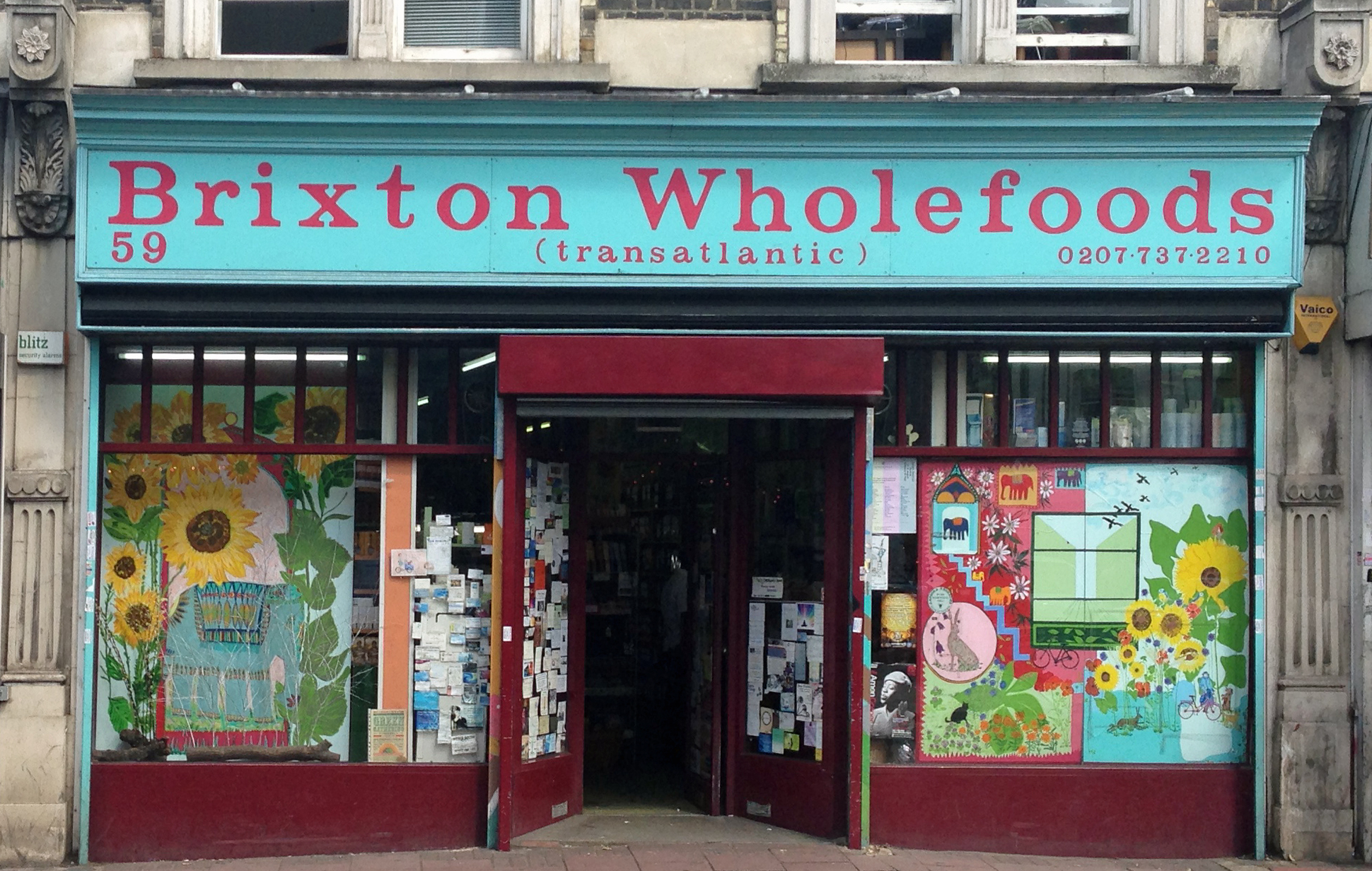 Atlantic Whole Foods Brixton